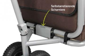 Beachtrekker LiFe faltbarer Bollerwagen 5