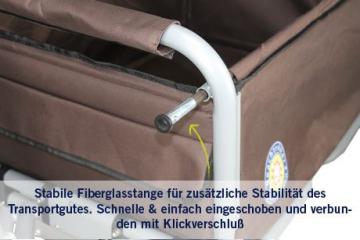 Beachtrekker LiFe faltbarer Bollerwagen 6
