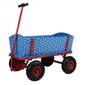 Beachtrekker Style Blaubeere Bollerwagen