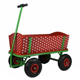 Beachtrekker Rotkäppchen Bollerwagen