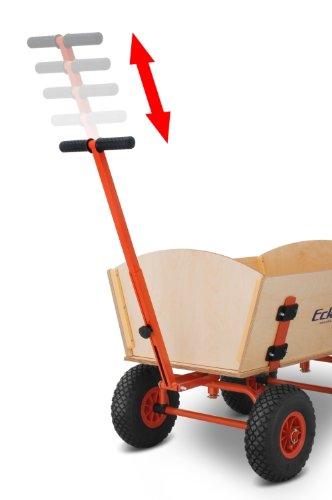 Bollerwagen Fun-Trailer Long mit Hinterachslenkung von Eckla - 2