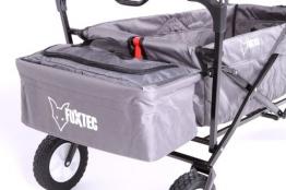 FUXTEC JW76-KG Grau Kühltasche für Bollerwagen - 1