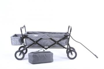 FUXTEC JW76-KG Grau Kühltasche für Bollerwagen - 3