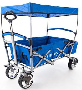 IMLEX Faltbarer Bollerwagen IM6650