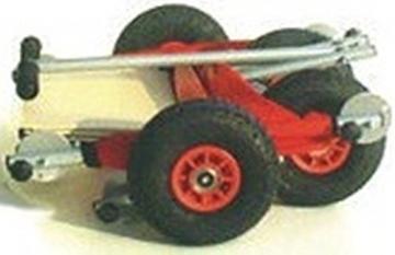 Original ulfBo Touren-Theo faltbarer Bollerwagen Expeditionswagen Tourenwagen Transportwagen. Qualität seit 2001 - 2