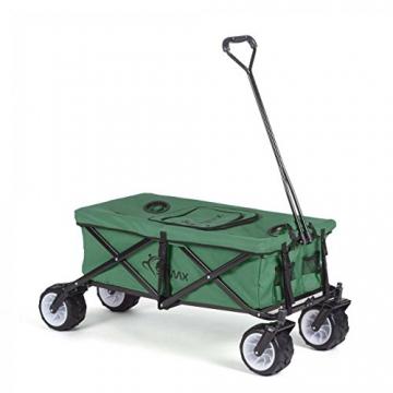 SAMAX Transportroller Handtasche Offroad Cool Grün – verschiedenen Versionen - 1