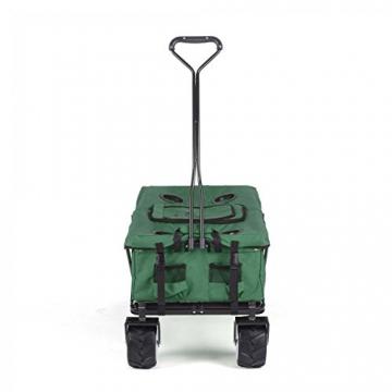 SAMAX Transportroller Handtasche Offroad Cool Grün – verschiedenen Versionen - 2