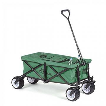 SAMAX Transportroller Handtasche Offroad Cool Grün – verschiedenen Versionen - 3
