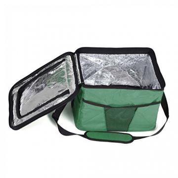 SAMAX Transportroller Handtasche Offroad Cool Grün – verschiedenen Versionen - 5