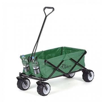 SAMAX Transportroller Handtasche Offroad Cool Grün – verschiedenen Versionen - 6