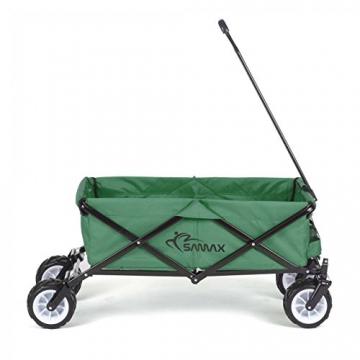 SAMAX Transportroller Handtasche Offroad Cool Grün – verschiedenen Versionen - 7