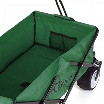 SAMAX Transportroller Handtasche Offroad Cool Grün – verschiedenen Versionen - 8