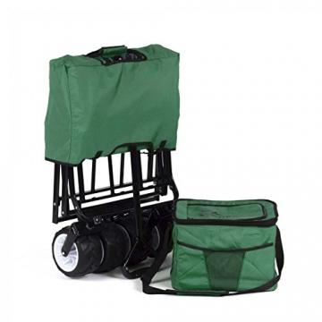 SAMAX Transportroller Handtasche Offroad Cool Grün – verschiedenen Versionen - 9