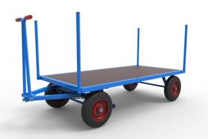Bollerwagen für den Transport