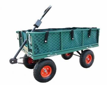 transportkarre bollerwagen 350kg tc1840a. Black Bedroom Furniture Sets. Home Design Ideas