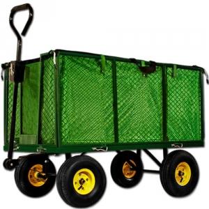 Deuba 550 kg Transport Bollerwagen